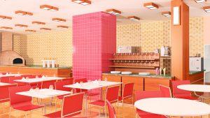 Projeto de Restaurante